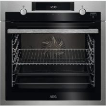 AEG BCE455350M Steam Bake