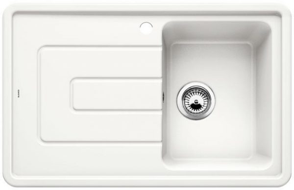 Outlet – BLANCO TOLON 45 S ceramic, bela