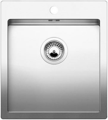 Outlet – BLANCO C-STYLE 400 IF/A, saten polirano